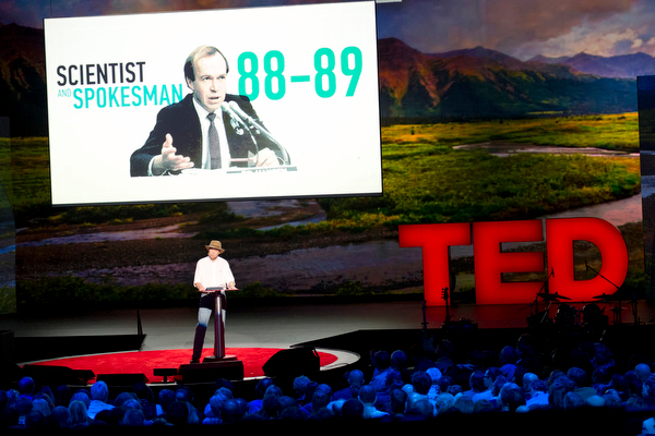 TED2012: Full Spectrum. February 27 - March 2, 2012. Long Beach, CA. Photo: James Duncan Davidson